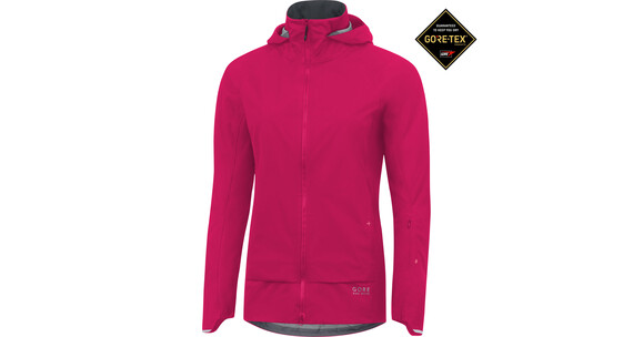 GORE BIKE WEAR Power Trail GT AS Jacket Lady jazzy pink